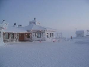 Ravintola Huippu Kaunispään päällä. Wikimedia Commons: Birit Schenk