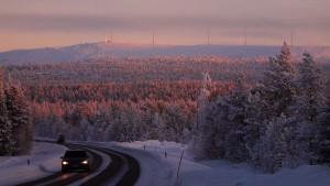 Olostunturi. Wikimedia Commons: Simo Räsänen