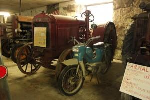 Kovelan traktori- ja maatalouskonemuseo. Kuva: Kaisa Suonperä