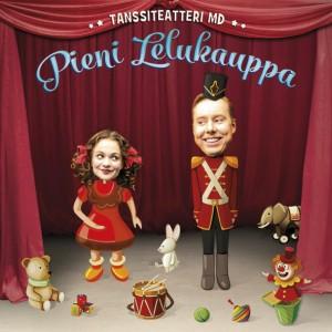 Tanssiteatteri MD:n ohjelmistossa mm. Pieni lelukauppa (Koreografia Mari Rosendahl, kuva Wisa Knuuttila).