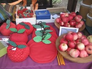 Omenakarnevaalit, Lohja. Lähde: Omenakarnevaalit.fi -kuvasatoa
