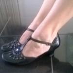 Mukavat ja istuvat kengät ovat kaiken a ja o
