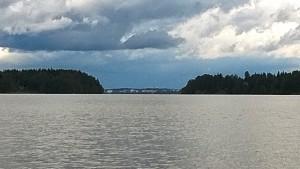 Järvenpää Tuusulanjärveltä katsottuna, ... </p> <a class=