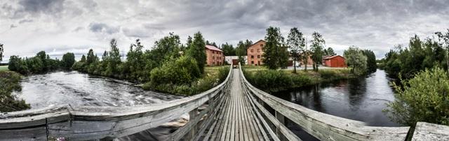 Jokipiin Pellavan tehdasalue. Kuvaaja: Niko Saarinen, Jalasjärvi (www.nikosaarinen.com) Lähde: Jokipiin Pellava