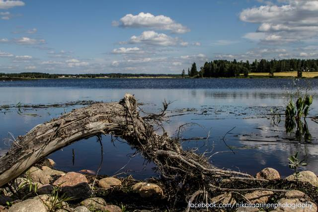 Hirvijärvi, Jalasjärvi. Kuva: Niko Saarinen Photography