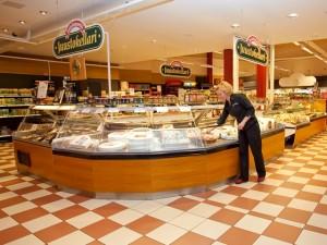 Juustoportin juustokellari. Lähde: Juustoportti
