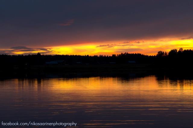 Koskuen Mustalampi, Jalasjärvi. Kuva: Niko Saarinen Photography