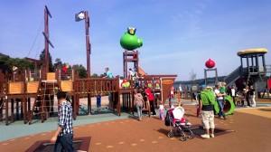 Angry Birds -leikkipuisto, Oittaa