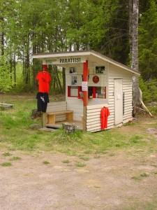Badding-kioski. Kuva: Someron matkailu