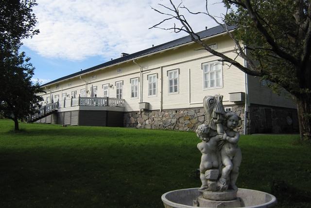 Somerolta löytyy 14 upeaa yksityisomistuksessa olevaa kartanoa. Kuva: Soili Suominen-Hurme/ Härkälän kartano