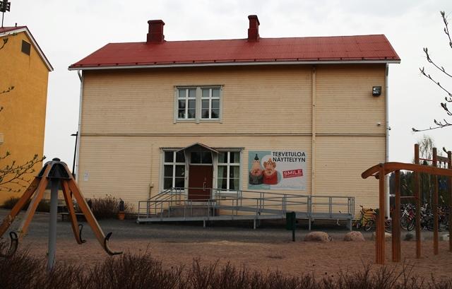Naivistit Iittalassa. Kuva: KivaaTekemistä.fi