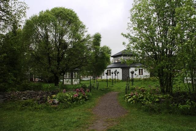 Escurialin linnakahvila. Kuva: KivaaTekemistä.fi