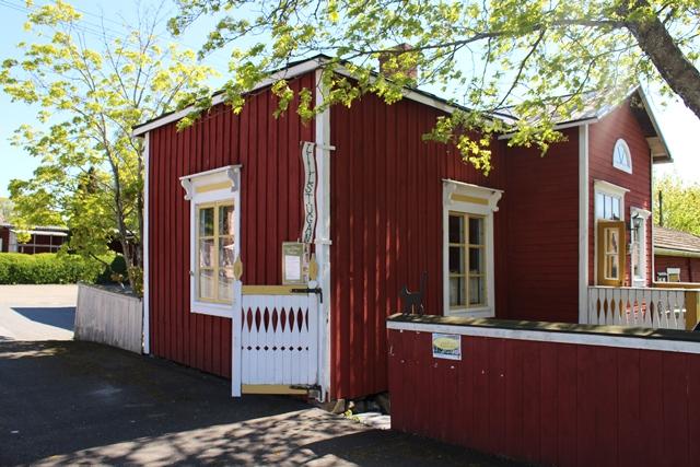 Sonjan Pikkutupa. Kuva: KivaaTekemistä.fi
