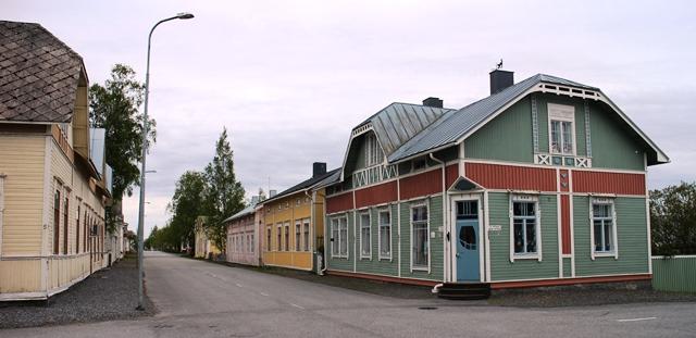 Raatihuoneenkatu. Kuva: KivaaTekemistä.fi