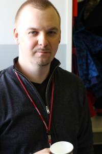 Yrittäjä Jani Nevala. Kuva: KivaaTekemistä.fi
