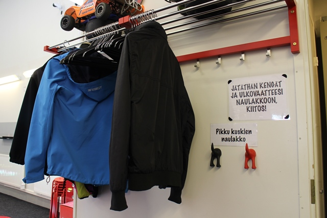Kohteessa on huomioitu myös perheen pienimmät. Kuva: KivaaTekemistä.fi