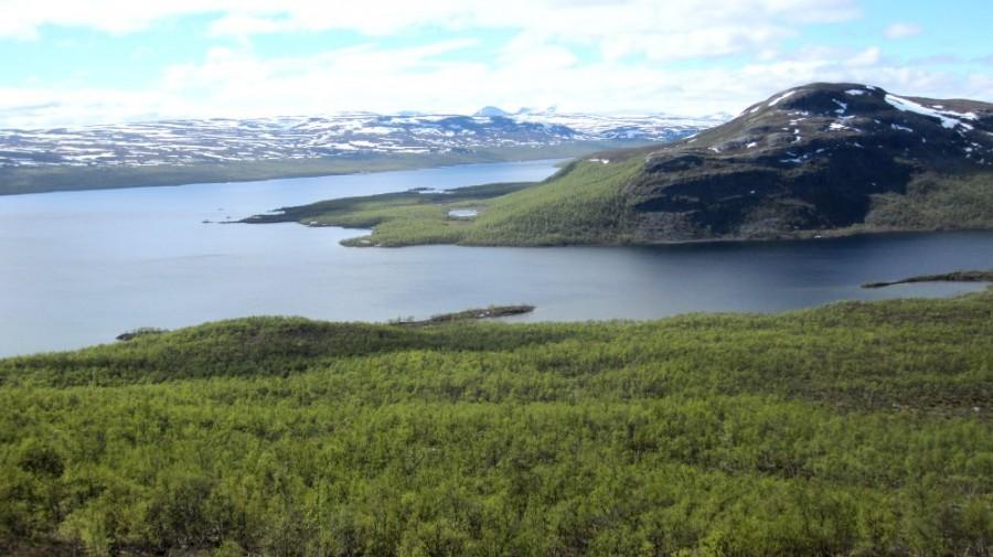 Kilpisjärvi. Kuva: Riitta Kiukas, Skafur Tour