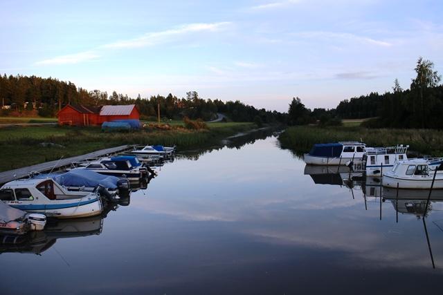 Sipoonjoki, Söderkulla. Kuva: KivaaTekemistä.fi