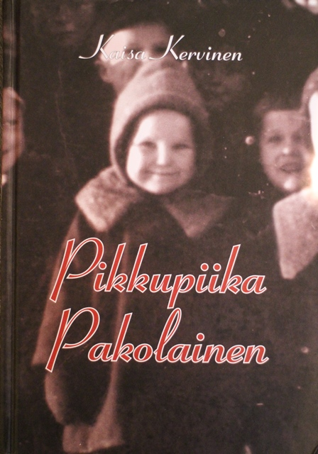 Pikkupiika Pakolainen (Kaisa Kervinen 2014).