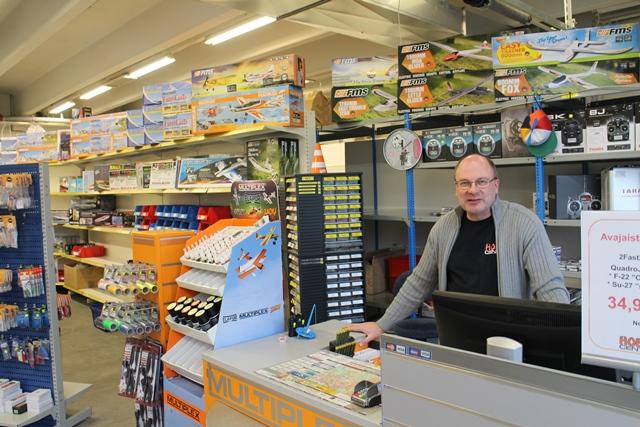 Hobby Center, Tuusula. Kuva: KivaaTekemistä.fi