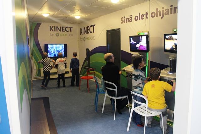 Pelihuone oli suosittu erityisesti poikien keskuudessa. Kuva: KivaaTekemistä.fi