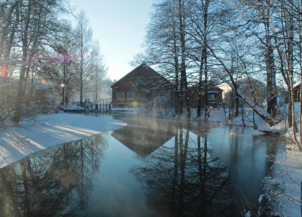 Kuva: Sami Hagelberg. Lähde: Fiskarsvillage.fi