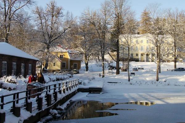 Kuva: Hannu Hjerppe/ Fiskarsvillage.fi -kuvapankki