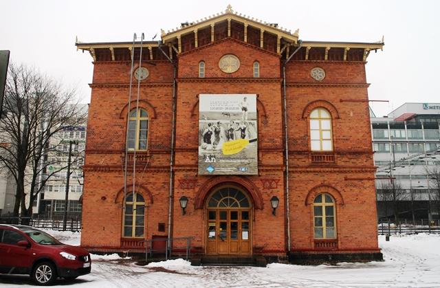 Vantaan kaupunginmuseo. Kuva: KivaaTekemistä.fi