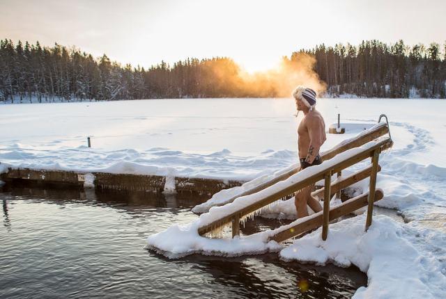 Avantouintia Vantaan Kuusijärvellä. Kuva: Vantaan matkailu