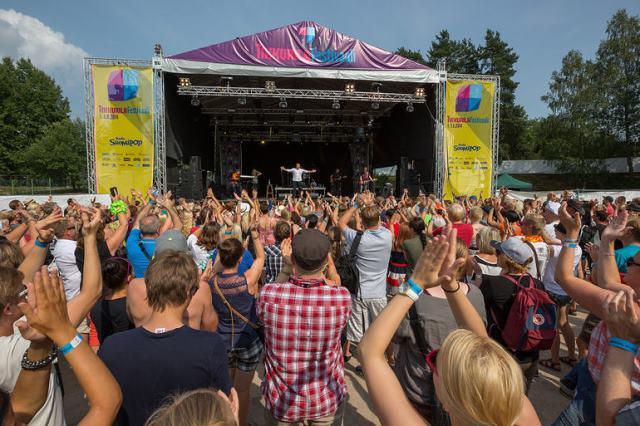 Tikkurila Festivaali. Kuva: Vantaan matkailu