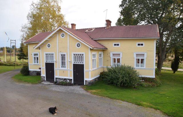 Kuva: Soukaisten Rustholli, Rauma